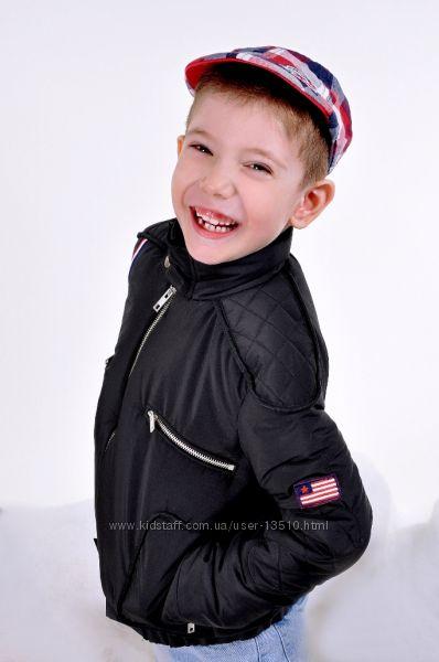 Стильная куртка для парня тм Little Winners - распродажа остатков
