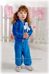 Велюровый рай для малышек - распродажа со склада