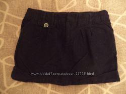 Вельветовая юбочка Benetton