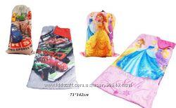 Спальные мешки Тачки и Принцессы