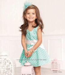 Нарядные платья для девочек Diemaan Kids