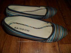 Туфельки на танкетке, размер 41-42
