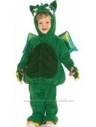 Прокат костюм дракон дед мороз томас