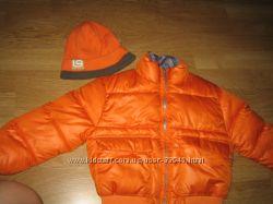 Куртка двухстор Blukids шапка Lenne