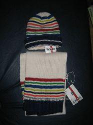 шапка и шарфик  Prenatal