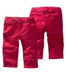 Капри, джинсы с Китти и термобрючки для девочки от НМ, Кунда В наличии