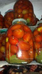 Квашенные помидоры, огурцы, капуста и др. домашняя консервация
