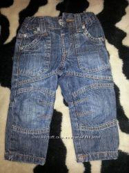 Модные джинсы для сынишки
