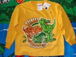 Новый фирменный регланчик с Динозаврами