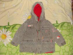 Стильная курточка Некст, осень-зима