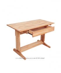 Письменный стол Лидер из дерева. Бесплатная доставка