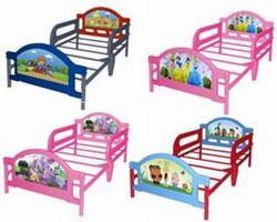 Детские кровати с года до 7лет c матрасом