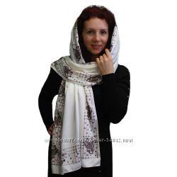 Нарядные и свадебные шарфы