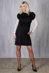 Стильное платье для беременных ТМ Юла Мама
