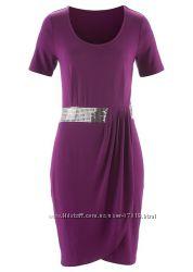 Нарядное трикотажное платье b. p. c. selection р. 48 - 50