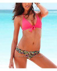 Купальник Victorias Secret малиновая азалия XSS
