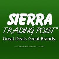 Sierra по купону. Другие сайты с зимней одеждой.