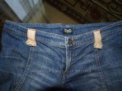 D&G джинсы, оригинал