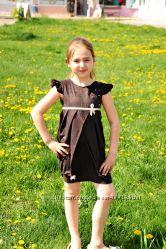 Красивое , нарядное платье от Baby Angel.