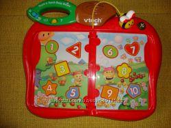 Только брендовые игрушки и книжки на английском и для англ Vtech, Leap Frog