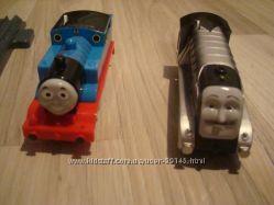 Куплю нерабочие паровозики Томас Трекмастер в любом состоянии