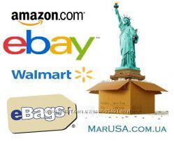 Shoping по-американски. Самые популярные магазины. Все купоны учитываю