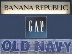 Old Navy ����� 30, GAP �����40. ������