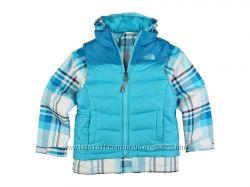 Куртка и жилетка 3 in 1 The North Face для девочки