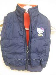 курточки и жилеточки для модниц в Наличии