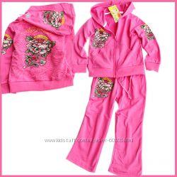 костюмы Hello Kitty, Juicy Couture, Ed Hardy