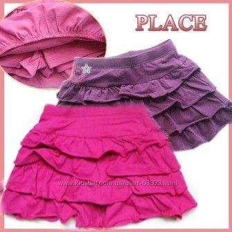 Юбки яркие и платья для наших принцесс