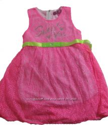 Платья  ажурные  Малышкам