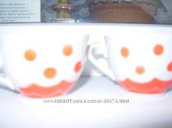 Чайный сервиз на 12 персон и кофейный