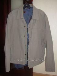 Котоновая куртка, мужская