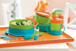 Детская посуда Tupperware максимальные скидки