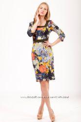 Весеннее платье от роскошной прибалтийской Магнолики