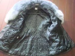 Куртка   кожаная  MOSCHINO