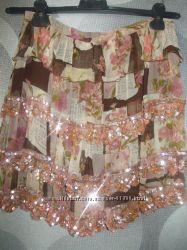 Шикарная юбка  BLUMARINE  оригинал Италия