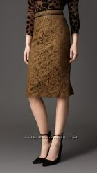 Шикарная кружевная юбка Next р. s-m