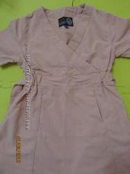 Летние платья с защитой от UV лучей, размер 2-3 года