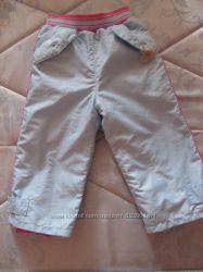 Демисезонные штаны MM dada , размер 80