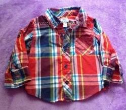 Продам рубашку на маленького модника