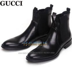 Ботинки мужские GUCCI 44размер