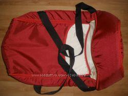 сумка-переноска для новорожденных  возможен обмен