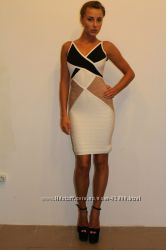 Шикарные платья Herve Leger - хит 2011-2012