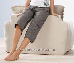 Качественные летние брючки для беременных  от тсм Tchibo 38 евро размер