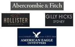 Tommy Hilfiger Abercrombie Hollister под заказ из США