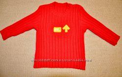 Польский свитерок Amadeo на рост 86 см.
