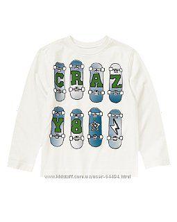Для мальчиков худи, регланы, рубахи Crazy8