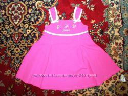 Летние платья для девочки 2-3 года. Новое.